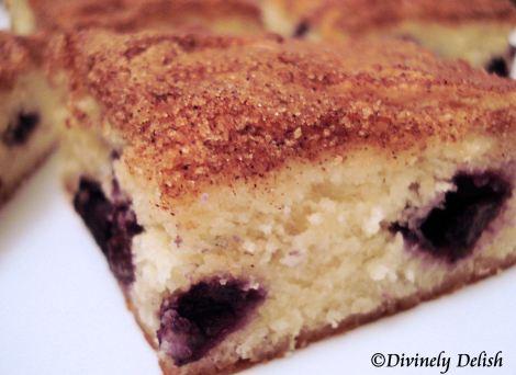 Blueberry cake_C