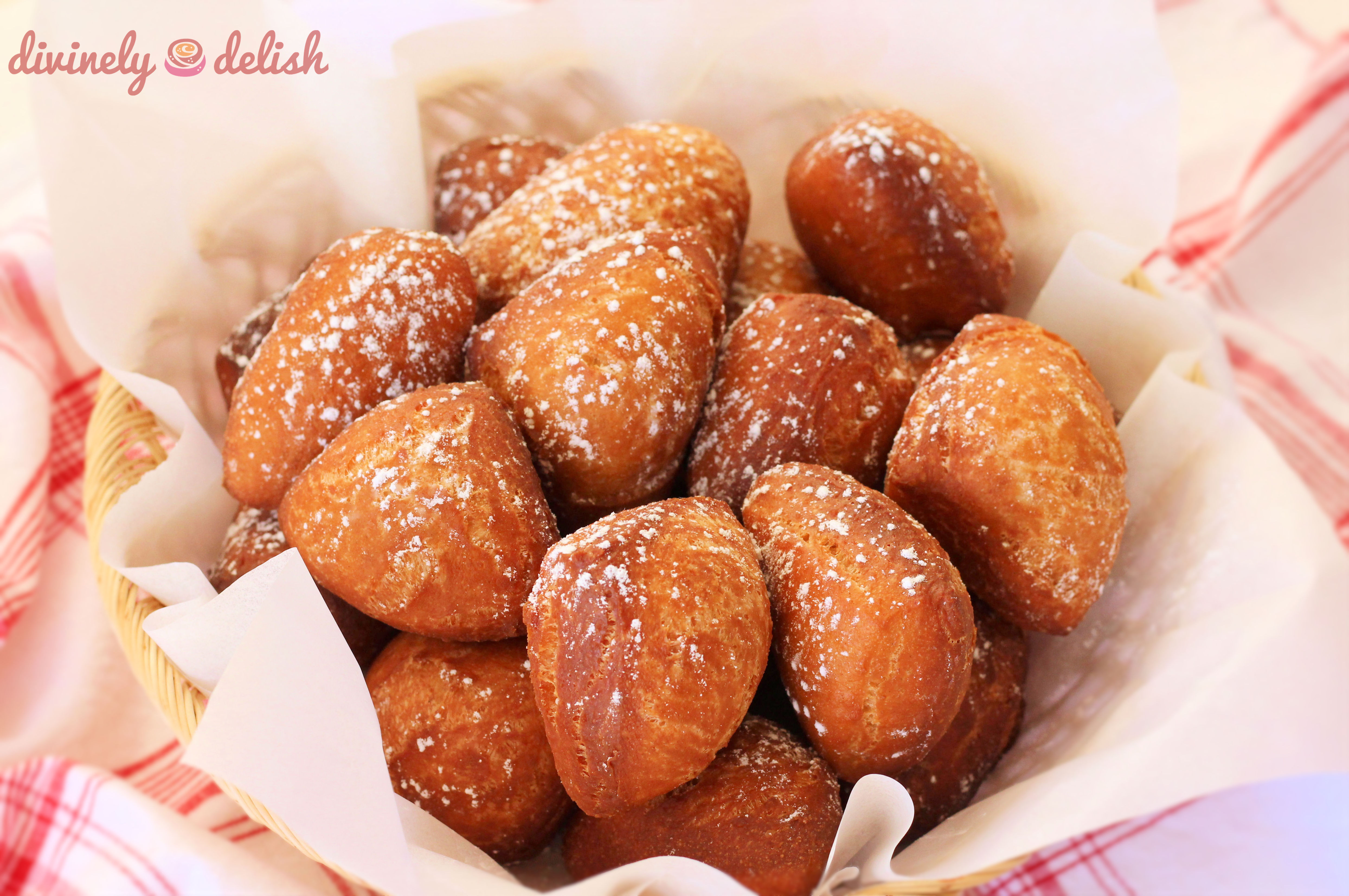 Mandazi East African Doughnuts Divinely Delish